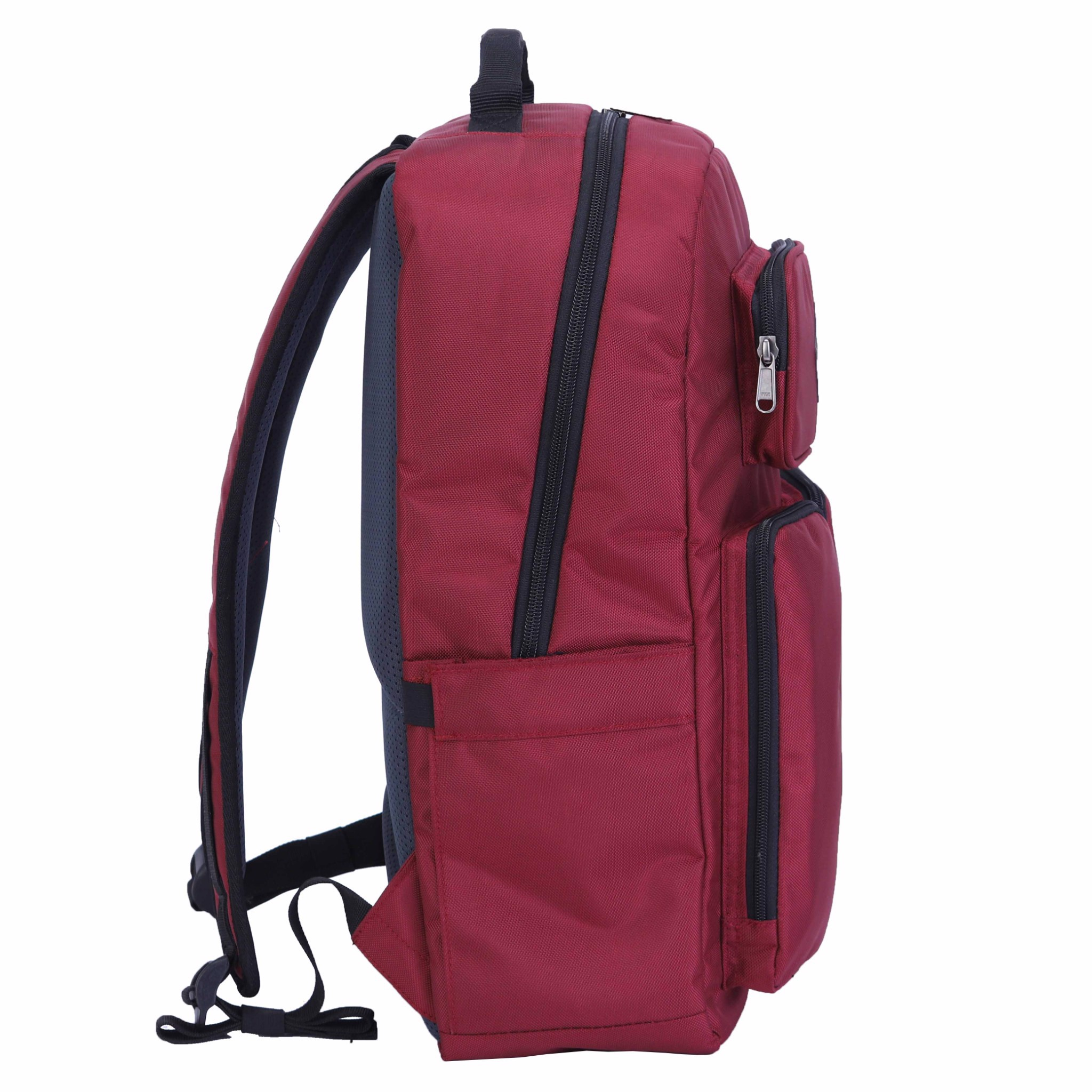 Balo UMO HUNKY D.Red BackPack - Balo Laptop Cao Cấp