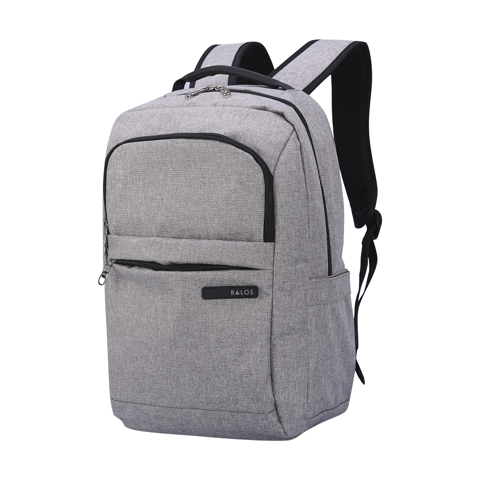 Balo Laptop Balos OPAL Light Grey