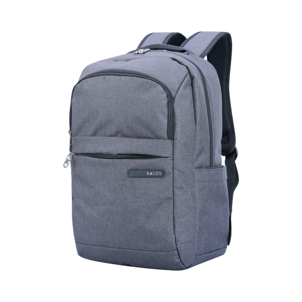 Balo Laptop Balos OPAL D.Grey