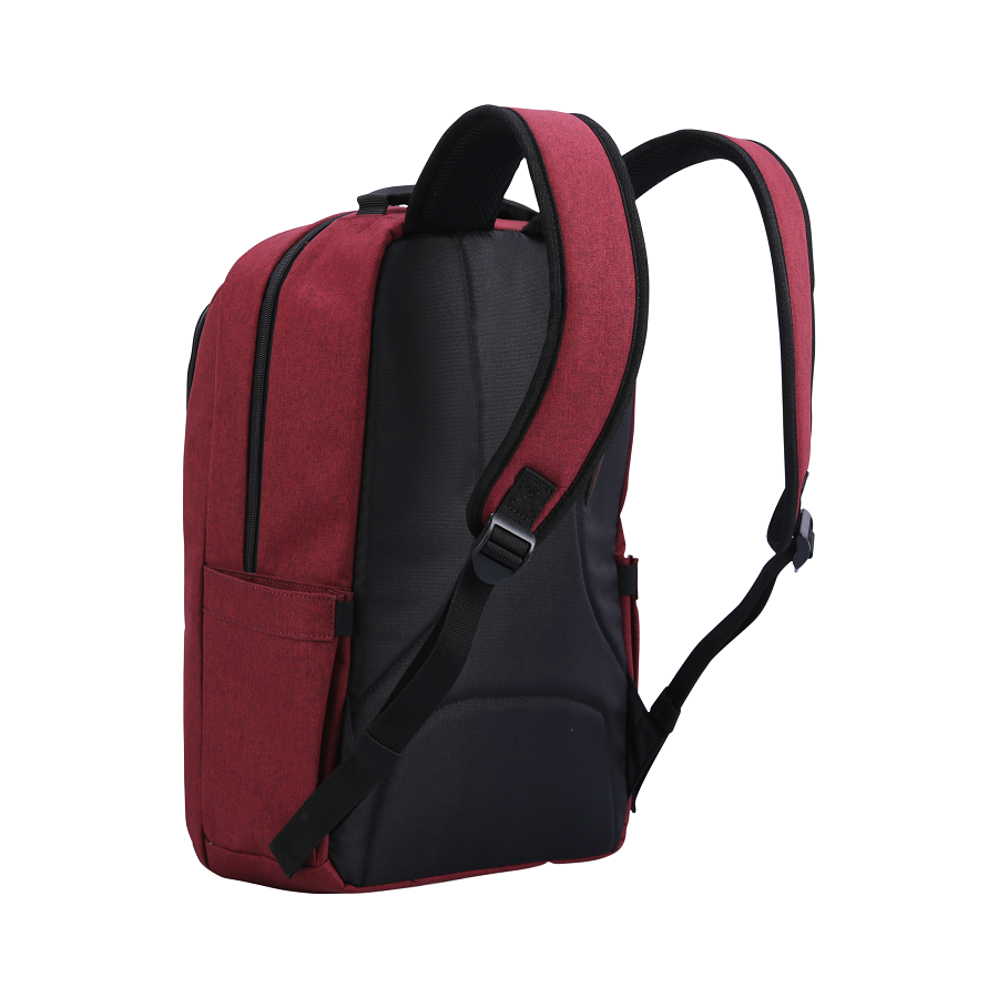 Balos OPAL D.Red Backpack - Balo Laptop
