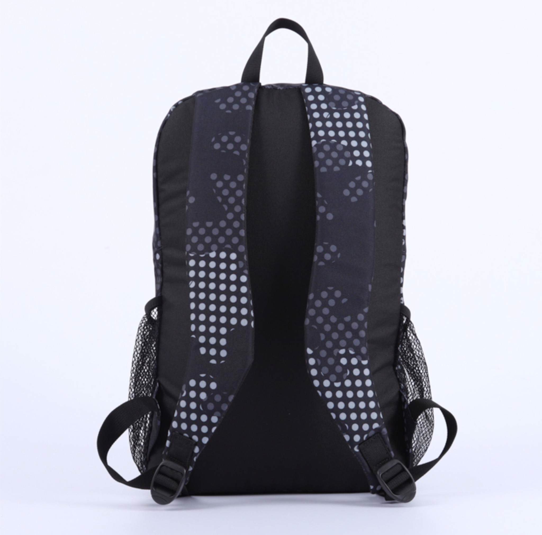 Balos AKIRA Black/Grey Backpack - Balo Thời Trang