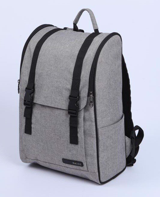 Balos FORWAY L.Grey Backpack - Balo Laptop Thời Trang