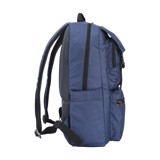 UMO TRAVELEYS BackPack Navy - Balo Laptop Cao Cấp