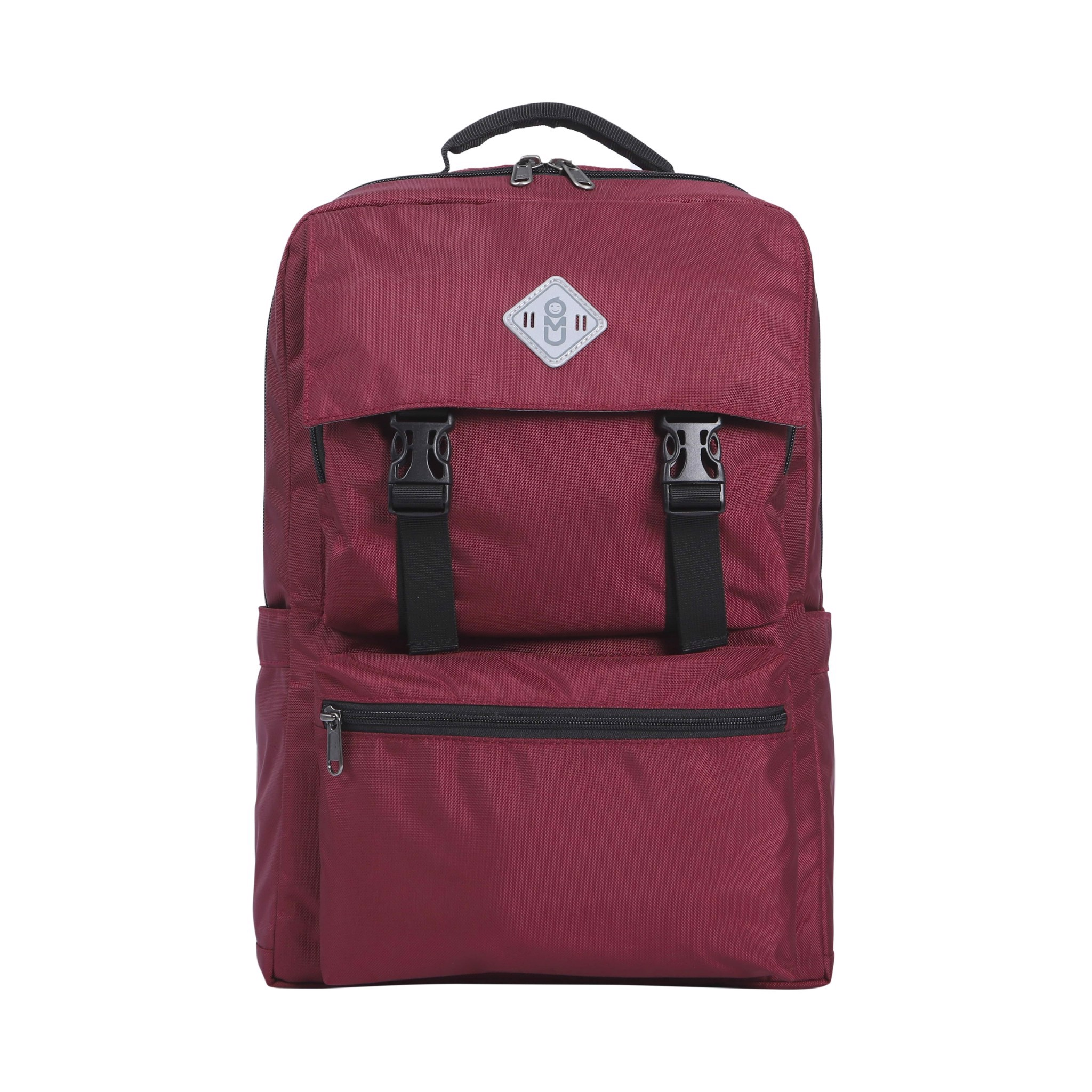 UMO TRAVELEYS BackPack D.Red - Balo Laptop Cao Cấp