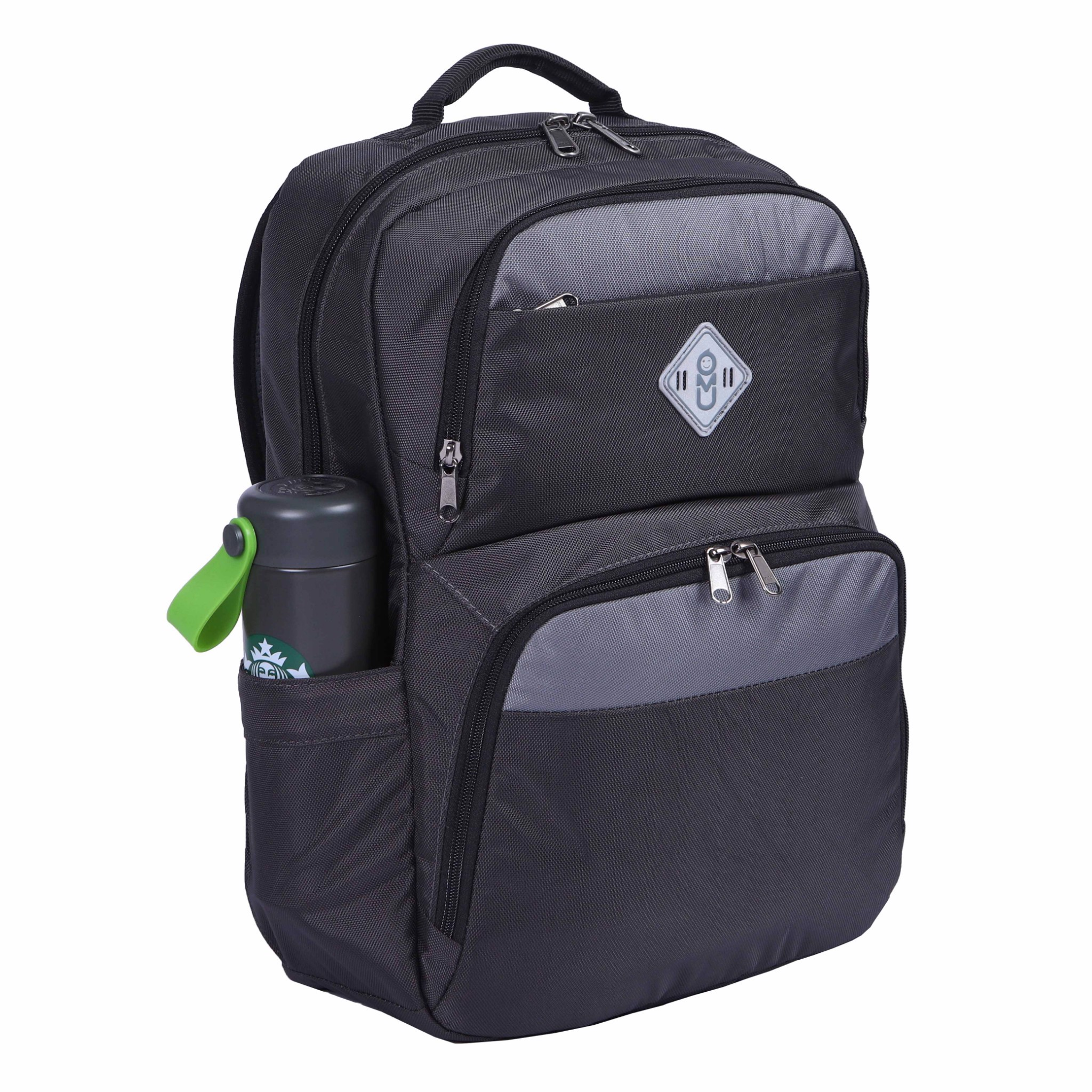 UMO DYNAMIC BackPack D.Grey- Balo Laptop Cao Cấp