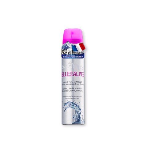 BELL DES ALPES - XỊT KHOÁNG PHÁP - MINERAL WATERSPRAY FROM THE ALPES (400ML)