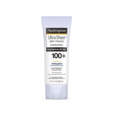 Kem Chống Nắng Neutrogena Ultra Sheer Dry Touch Sunscreen, SPF100+ 88ml