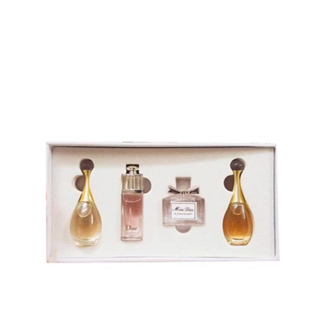 Gift Set Nuoc Hoa Dior Mini 4pcs