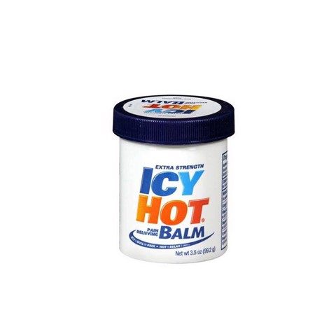 Dầu Nóng Icy Hot Extra Strength Pain Relieving Balm 99.2g