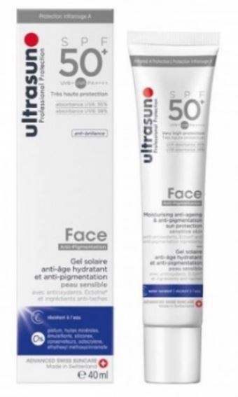 Face Anti-Pigmentation SPF 50+