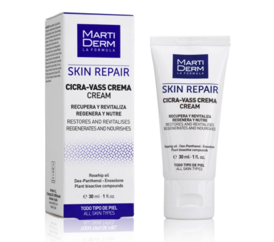 Skin Repair Cicra-Vass Cream