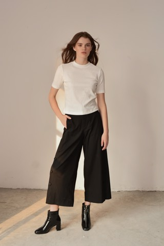Flare Detail Pants