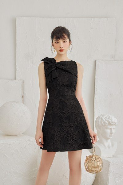 Lucente Bowy Dress