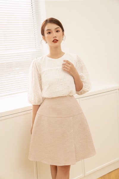 Chân váy Blushing Bubble Skirt