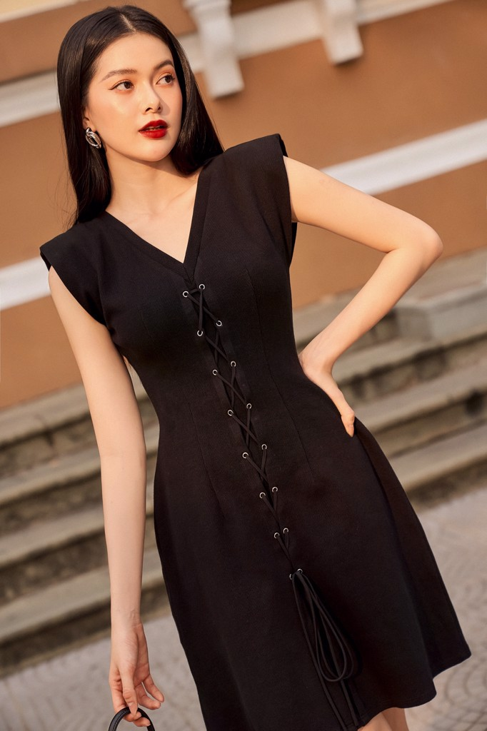 Dark Stitch Dress