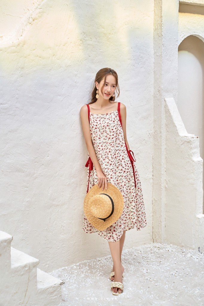 Cherry Liti Dress