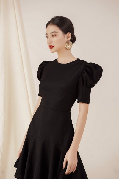 Simply Velvet Black Dress