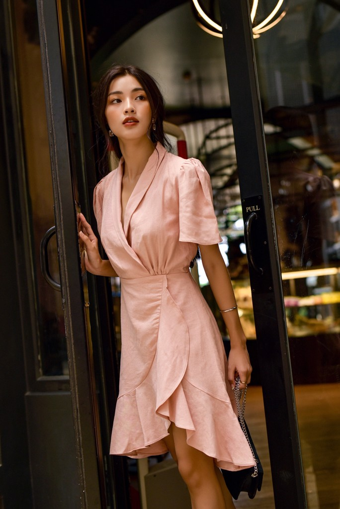 Light Blushing Dress