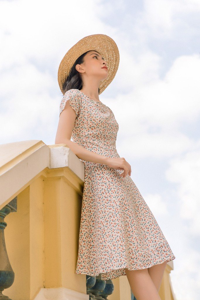 Light Rose Liti Dress