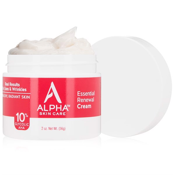 Alpha Skincare 10% AHA - Essential Renewal Cream
