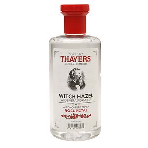 Alcohol-Free Witch Hazel - Rose Petal