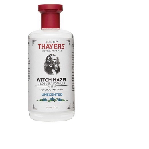 Witch Hazel Unscented