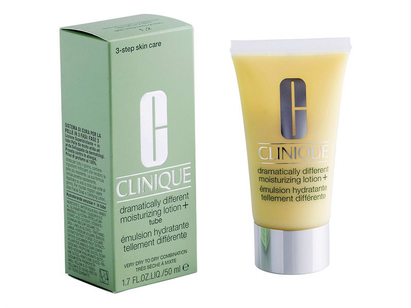 Clinique Dramatically moisturizing Lotion+