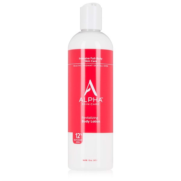 Alpha Skincare Revitalizing Body Lotion 12% AHA