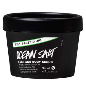 Lush Ocean Salt Face & Body Srub 120g