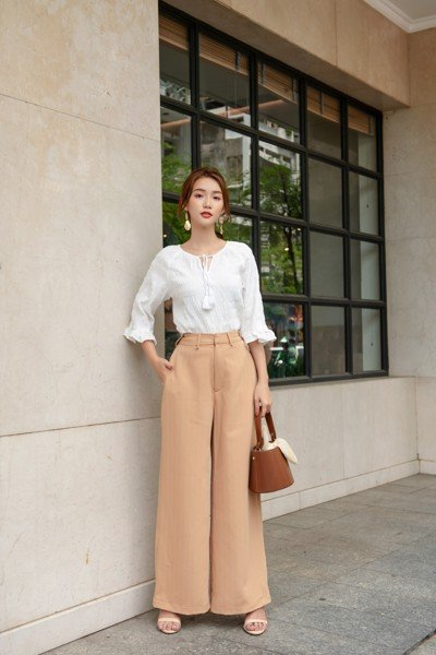 Quần Mocha Long Pants