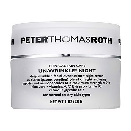 Kem chống nhăn đêm Un-Wrinkle Night Cream Peter Thomas Roth 8ml