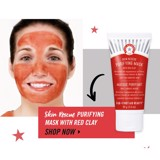 Mặt nạ lột đất sét đỏ First Aid Beauty Purifying Mask With Red Clay