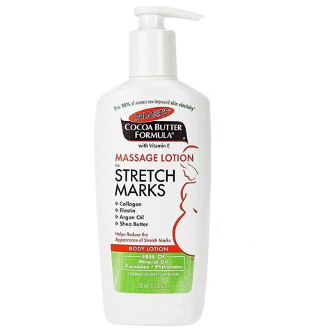 Kem trị rạn da Palmer's Massage Lotion Stretch Marks