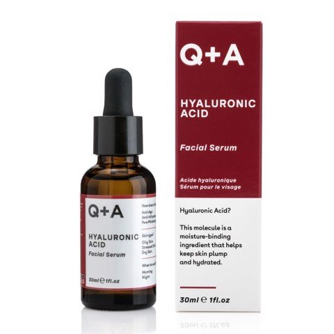 Serum cấp ẩm Q+A Hyaluronic Acid Facial Serum