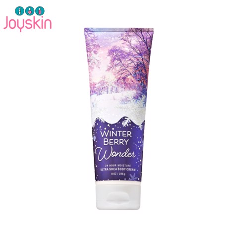 Kem dưỡng thể Winter Berry Wonder Bath & Body Works