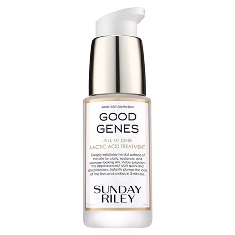 Serum sáng da chống lão hóa Sunday Riley Good Genes All-In-One Lactic Acid Treatment