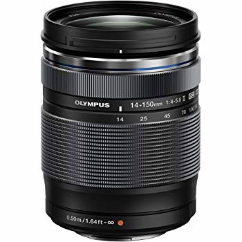 mZuiko 14-150mm mark 2 F4.0-5.6 mới