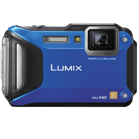 Lumix FT5