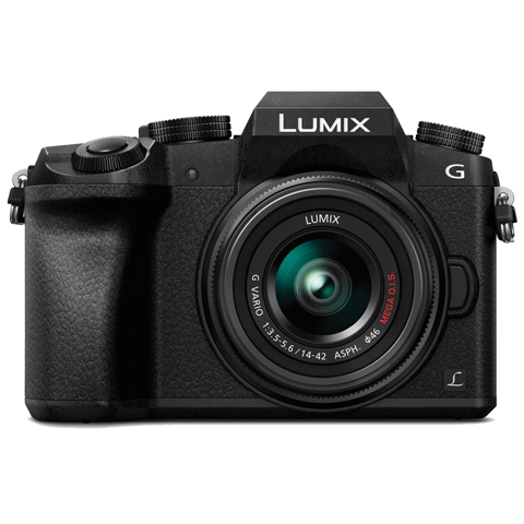 [WE8HD001951] Lumix G7