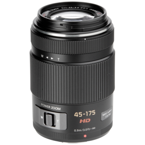Lumix 45-175mm F4.0-5.6