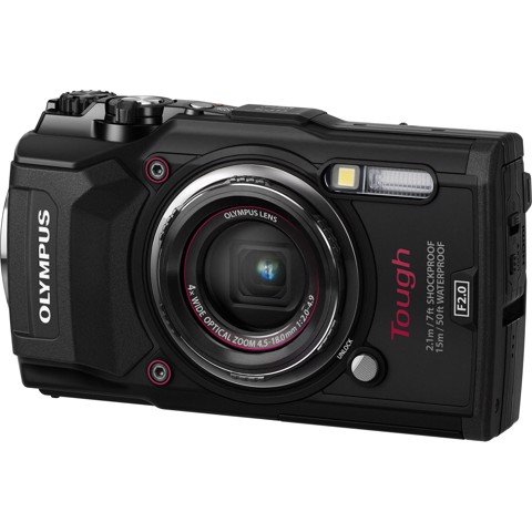Olympus Tough TG5