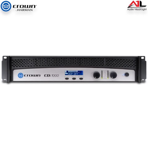 Amplifier Crown CDI 1000