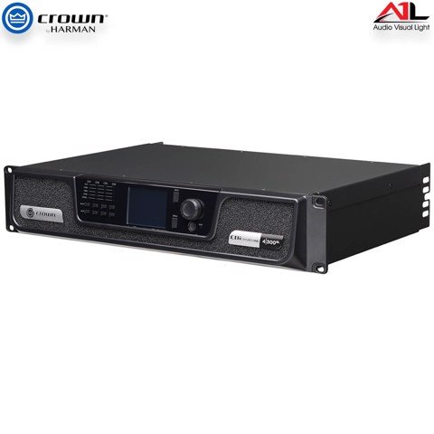 Amplifier Crown CDI 4300BL