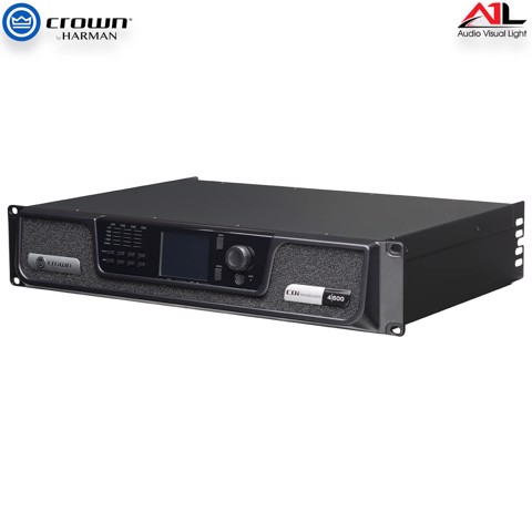Amplifier Crown CDI 4600