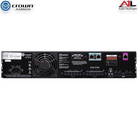 Amplifier Crown CDI 4600BL