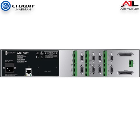 Amplifier Crown DSI 8MN