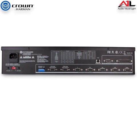 Amplifier Crown CXM 2000