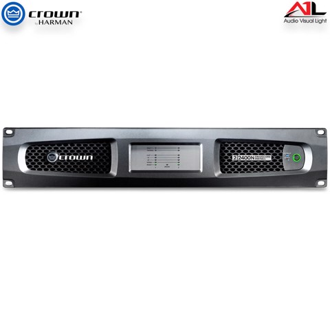 Amplifier Crown DCI 2-2400N