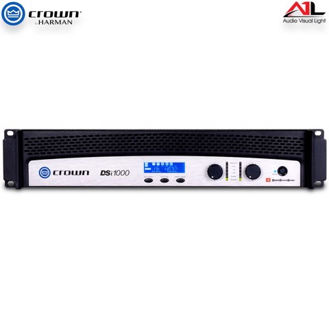 Amplifier Crown DSI 1000
