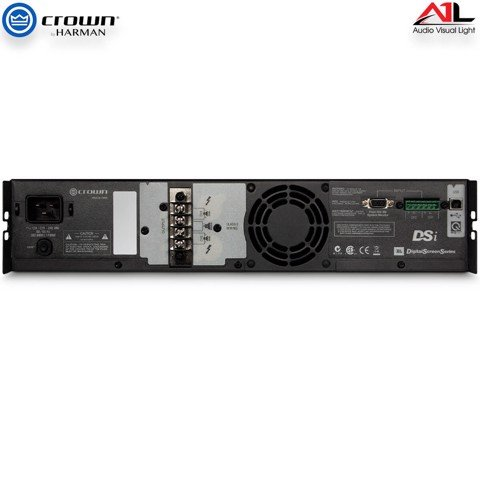 Amplifier Crown DSI 6000